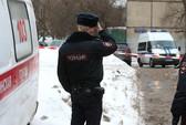 Nổ súng giết người, bắt con tin ở Moscow