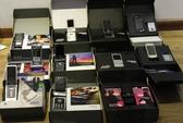 Bộ sưu tập điện thoại tiền tỷ của ca sĩ Đức Tuấn
