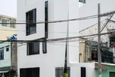 Ngôi nhà 27m2 lạ mắt tại TPHCM