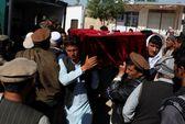 Afghanistan: Binh sĩ bị Taliban thảm sát, Bộ trưởng Quốc phòng từ chức
