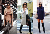 5 xu hướng thời trang tiếp tục thống trị trong năm 2017