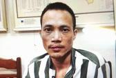 Tử tù Lê Văn Thọ bị bắt