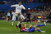 Atletico không ngán làm khách Real Madrid
