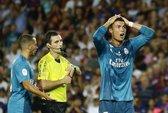 Ronaldo bị treo giò 5 trận, Real Madrid gặp khó