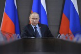 """Tổng thống Putin """"trảm"""" hàng loạt quan chức cấp cao"""
