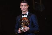 Vượt Messi và Neymar, Ronaldo đoạt Quả bóng vàng 2017