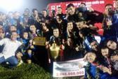 Quảng Nam vô địch V-League 2017