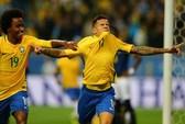 Coutinho tái xuất ấn tượng, Brazil lên ngôi số 1 Nam Mỹ