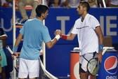 Djokovic thua sốc Kyrgios, Nadal vào bán kết Acapulco
