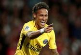 Neymar chào sân đẳng cấp, PSG đè bẹp Guingamp