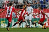 Ronaldo lại im tiếng, Real Madrid thua sốc