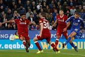 Thua sốc Leicester, Liverpool văng khỏi Cúp Liên đoàn