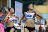 Lê Tú Chinh giành HCĐ Grand Prix điền kinh châu Á