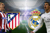 Lịch THTT: Arsenal - Tottenham, Atletico - Real Madrid