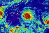Bức ảnh chưa từng thấy về các cơn bão