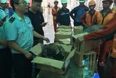 Phát hiện lô hàng lá khat cực độc và shisha