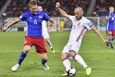 Morata lập cú đúp, Tây Ban Nha thắng hủy diệt Liechtenstein