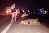 Đi sinh nhật về, 3 học sinh chết thảm dưới bánh xe container