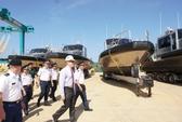 Mỹ bàn giao 6 xuồng tuần tra cao tốc cho Cảnh sát Biển Việt Nam