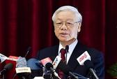 Tổng Bí thư ký quy định đầu tiên của Bộ Chính trị về luân chuyển cán bộ