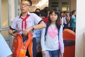 20-5 phát phiếu thi khảo sát vào Trường chuyên Trần Đại Nghĩa