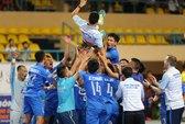 Thái Sơn Nam bảo vệ thành công cúp futsal