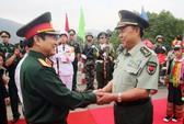 Xây dựng biên giới Việt - Trung hòa bình