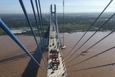 Bộ Giao thông vận tải lên tiếng vụ nứt dầm cầu Vàm Cống