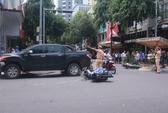 Nữ tài xế xe bán tải gây tai nạn liên hoàn, 3 người thương vong