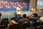 Argentina mời trọng tài dạy U20