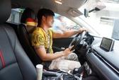 Giã từ đường đua, chạy taxi mưu sinh