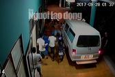 Nhóm thanh niên ẩu đả tại khoa cấp cứu, đánh luôn tài xế xe cứu thương
