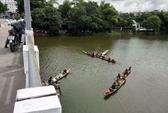 Nam thanh niên bỏ xe trên cầu, nhảy sông tự tử