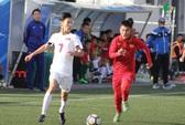 Thắng đậm Mông Cổ, U16 Việt Nam vẫn phải hạ Úc