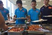 U23 Việt Nam được tẩm bổ, chờ đấu Mokpo City