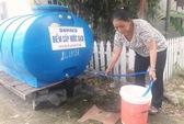 Thiếu nước sạch
