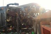 Hình ảnh thảm khốc trên cao tốc TP HCM - Long Thành - Dầu Giây