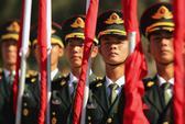 Binh sĩ Trung Quốc sẵn sàng áp sát biên giới Triều Tiên
