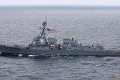Việt Nam phản ứng trước việc tàu khu trục Mỹ tuần tra ở Biển Đông