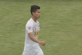 Xem Văn Thanh ghi bàn đẳng cấp cho HAGL
