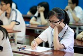 Các Sở GD-ĐT sẽ công bố điểm thi THPT quốc gia