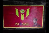Phát hiện 1,4 tấn ma túy có in hình Messi