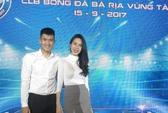 Công Vinh tâng bóng khánh thành đội bóng Bà Rịa Vũng Tàu