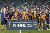Thắng siêu kinh điển, Barcelona vô địch trên đất Mỹ