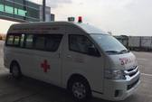 Cấp cứu một bé trai bị thang cuốn tại sân bay Tân Sơn Nhất
