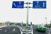 Thông xe cầu vượt ở 2 nút giao cửa ngõ sân bay Tân Sơn Nhất
