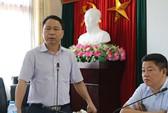 Hà Nội: Chủ tịch huyện bất ngờ