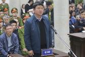 Phiên tòa xử ông Đinh La Thăng nghỉ trưa sớm