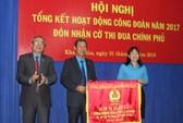 Tổng LĐLĐ Việt Nam phối hợp BIDV trao quà Tết