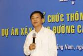 Đường cao tốc Đà Nẵng - Quảng Ngãi đầy